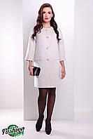 Женское Пальто П-003 Белый