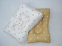 Удобная подушка для кормления малыша