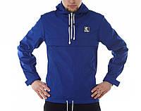 Мужская куртка анорак Ястребь classic синий