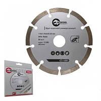 Набор алмазных дисков Intertool CT-1050, 125 мм, 3 шт. (CT-1050)