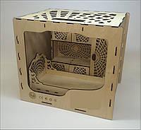 """Набор мебели для кукол кровать+шкаф серия """"Монстер Хай"""""""