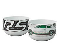 Набор из двух пиал Porsche Bowls, set of two - RS 2.7 Collection
