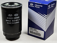 Фильтр топливный (производство Hyundai-KIA ), код запчасти: 319222B900