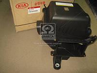 Корпус воздушного фильтра в сборе (производство Hyundai-KIA ), код запчасти: 281102G100
