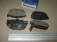 Колодки тормозные задние (производство Hyundai-KIA ), код запчасти: 583022FA00
