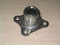 Фланец вала вторичного ГАЗ 53,3307 (квадратный) 30х35 (производство GAZ ), код запчасти: 66-1701240