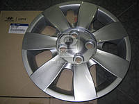 Колпак колеса 5.0jх14 Hyundai (производство Hyundai-KIA ), код запчасти: 529611E000