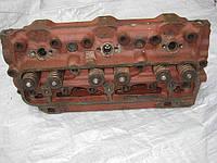 Головка блока цилиндров двигателя СМД-60 Т-150(ХТЗ)