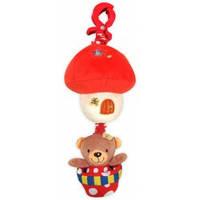 Плюшевая музыкальная игрушка Baby MixP/1116-2981 Мишка на воздушном шаре