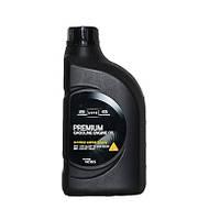 Масло моторное 5w-20 premium gasoline sl/gf-3  1л полусинтетика (производство Hyundai-KIA ), код запчасти: 0510000121