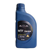 Масло трансмиссионное 75w-85 mtf gl-4  1л (производство Hyundai-KIA ), код запчасти: 0430000110