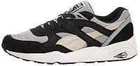 Мужские кроссовки Puma R698 (пума) серые