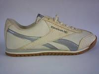 Кросовки Reebok женские(white/gray)
