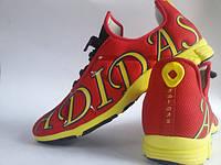 Кросовки adidas(red)