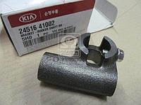 Опора оси коромысел двигателя (производство Hyundai-KIA ), код запчасти: 2451641002