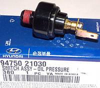 Датчик давления масла (производство Hyundai-KIA ), код запчасти: 9475021030