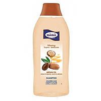 Шампунь для окрашенных волос с Аргановым маслом, 750 мл, MilMil