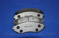 Колодка тормозная дисковая Daewoo PRINCE (производство Parts-Mall ), код запчасти: PKC-003