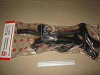 Патрубок радиатора ВАЗ 2123 (компл. 3 шт.)  (производство Дорожная карта ), код запчасти: DK-1306