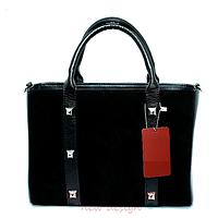 Классическая замшевая сумка