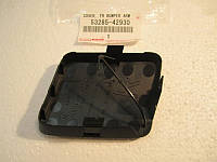 Заглушка бампера переднего правая (производство TOYOTA ), код запчасти: 5328542930