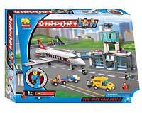 Конструктор 5668 Аэропорт, самолет, 791 деталей