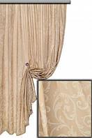 Портьерная ткань Монакко № 4,  Турция,  высота  2.8 м