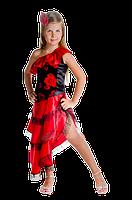 Кармен национальный новогодний костюм для девочки