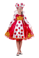 Кукла Анфиса  новогодний костюм для девочки