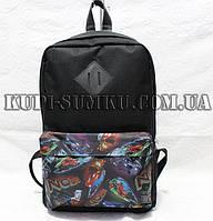 Повседневный цветной городской рюкзак