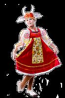 Коза Дереза новогодний костюм для девочки