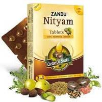 Касторовое масло в таблетках  / Castor oil Shakti,Zandu  /  12 шт