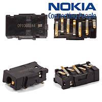 Коннектор handsfree для Nokia 7020, оригинал
