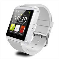 Умные часы Smart watch U8 Uwatch white белые (с дефектом)