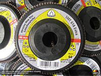 SMT 618 р60 Klingspor круг  шлифовальный лепестковый тарельчатый