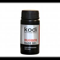 Гель-лак Kodi Professional, Rubber Base Gel - каучуковая основа, 22мл (без кисточки)