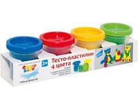 Набор детского пластилина для лепки ТА1010