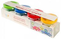 Детский набор пластилина неоновые цвета
