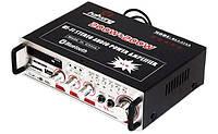 Усилитель Звука BLJ 253 A Bluetooth USB FM am