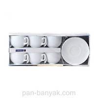 Diwali Набор чайный 12 предметов 220мл стеклокерамика Luminarc