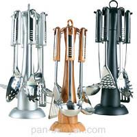 Кухонные наборы 7 предметов нержавейка Maestro