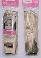 Волосы для кукол Padico, Черный