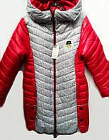 Зимняя детская куртка для девочки Венеция