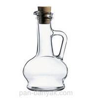 Olivia Бутылка для уксуса и масла 260мл d4,1 см h15,7 см стекло Pasabahce