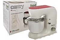 Кухонный комбайн Camry CR 4211 red