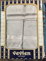 Набор полотенец Vevien 3-ка (ассортимент)