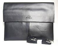 Стильная красивая мужская сумка Langsa 888-6. Сумка планшет. Мужская сумка под А4. КС69