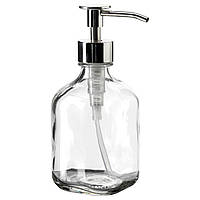 BESTÅENDE Дозатор для моющего средства, прозрачное стекло