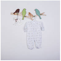 Человечки для новорожденных ТМ Фламинго, кулир (артикул 572-108)