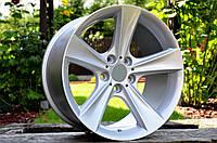 Литые диски R17 5x120 на BMW 3 E46 E90 E87 E88 F22 F30 X1